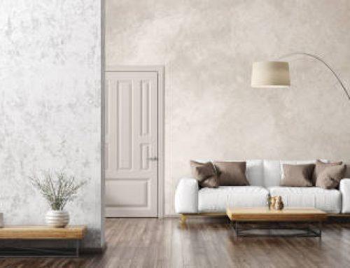 Mineralputz: Wandgestaltung für Innenräume mit gesundem Raumklima