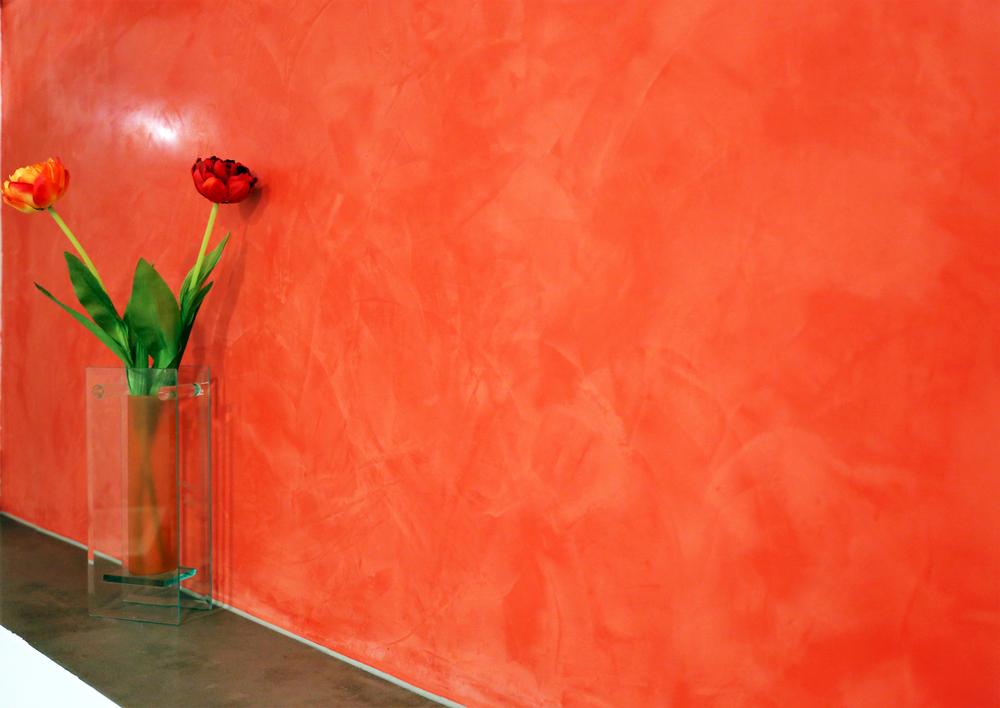 Stucco Veneziano: Wandbeschichtung mit venezianischem Putz und Spachteltechnik