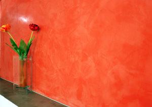 venezianischer Mineralputz für glatte edle Wände